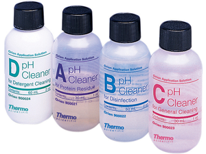 pH Electrode Cleaners and Storage Solutions