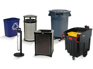 Waste & Recycling Containers