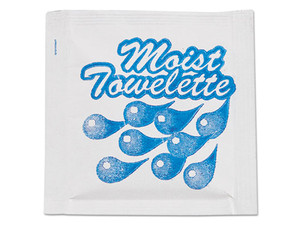 Hand Wipes / Moist Towelettes