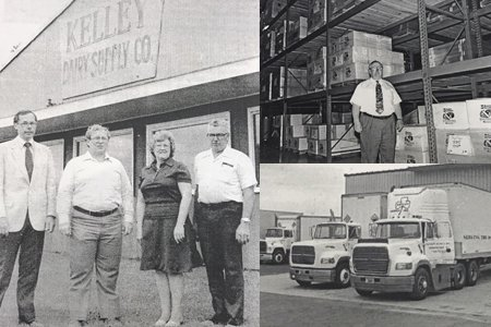 Historic Pictures of Kelley Supply