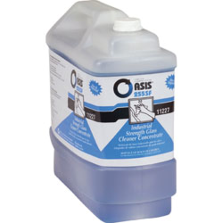 Oasis 255 SF Ind Glass Cleaner 2.5gal